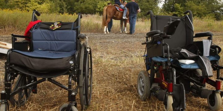 Disability isn't so easy, even for the desperate