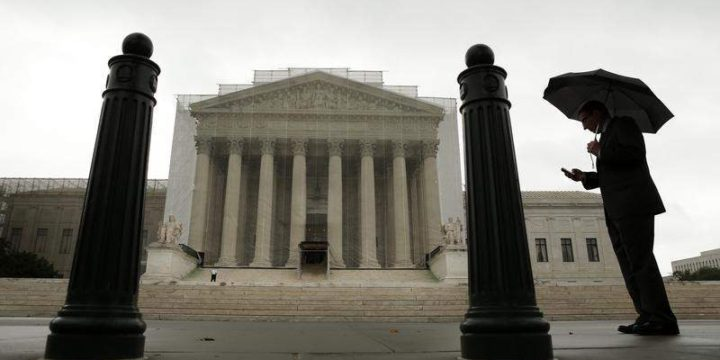 SCOTUS short one justice shortchanges Iowans