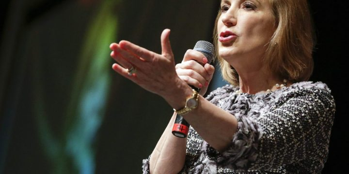 Carly Fiorina gives GOP an opening