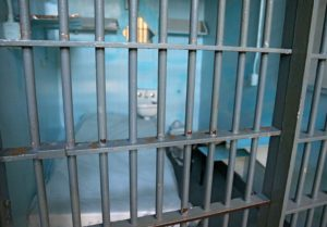 A cell at the Iowa State Penitentiary in Fort Madison on Friday, January 23, 2015.