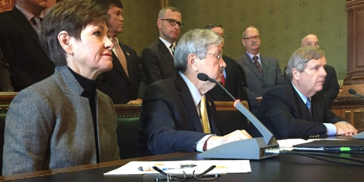 Vilsack support of Branstad water quality proposal no surprise