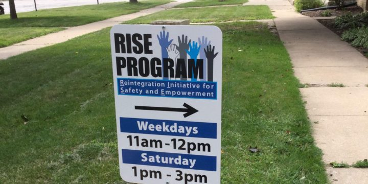 Former inmates 'rise' with program's help
