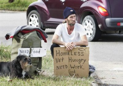 Does Cedar Rapids need to address panhandling?