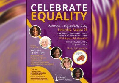 Women's equality, a work in progress