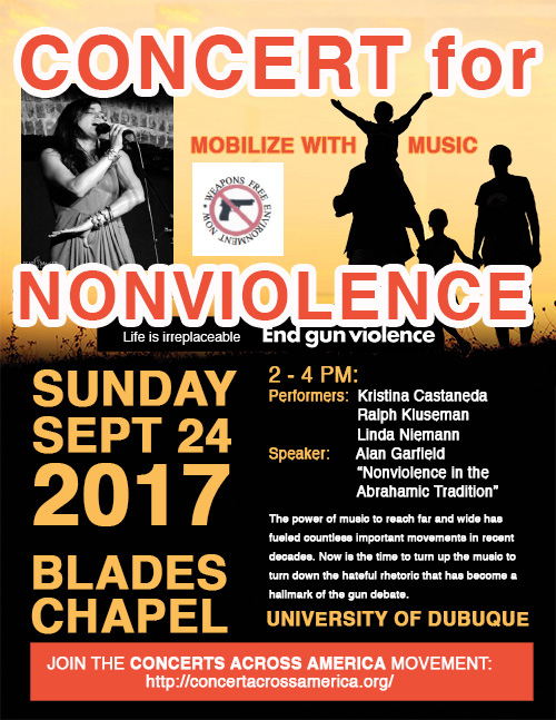 Dubuque - Concert Across America