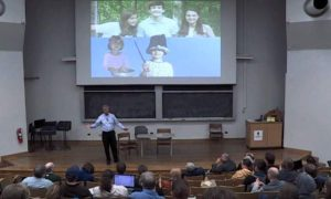 Dale McGowan, former executive director of the Foundation Beyond Belief and editor/co-author of books on secular parenting, presents a Parenting Beyond Belief workshop for the Madison Area Coalition of Reason in the summer of 2012. McGowan will be at Indian Creek Nature Center at 1 p.m. on Saturday, Aug. 26, to present a similar workshop. The donation-only event is sponsored by Humanists of Linn County, Freethinking Families of Linn County, Iowa Atheists and Freethinkers, and the Iowa Coalition of Reason.