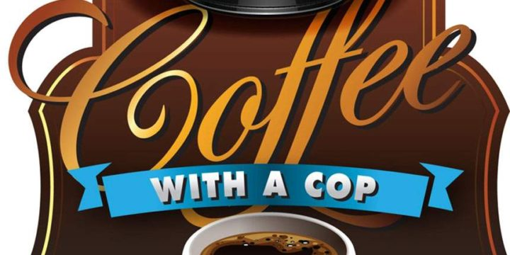 Coffee (and more) with cops