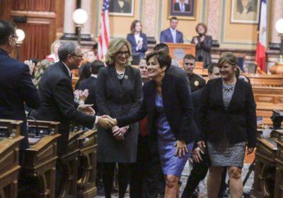Reynolds' address offered renewed optimism