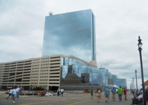 The $2.4 billion Revel Casino, which opened in Atlantic City, N.J. in late spring 2012, shuttered this month. It was a non-union, smoke-free, 20-acre resort with 10 swimming pools, 47 stories, celebrity-chef restaurants, high-end retail shopping, splashy nightclubs, posh theaters, luxury rooms and suites, 6.3 million square feet and enough reflective blue-silver glass to fill 18 football fields. A state-run tourism district was established and more than $260 million in state tax credits were earmarked by Gov. Chris Christie for its completion. Even after closing, the facility is burning through between $5 and $6 million each month, roughly half in property taxes.