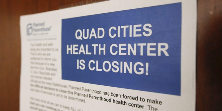 Family planning services thin under Iowa GOP program