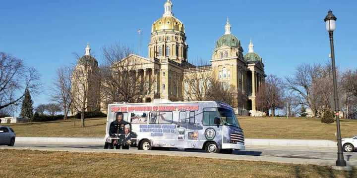 Veteran facing deportation finds hope in Iowa's presidential parade